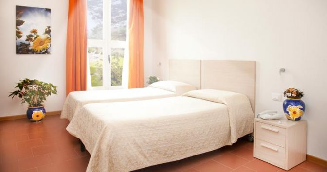 Casa Vacanze I Girasoli - Camere